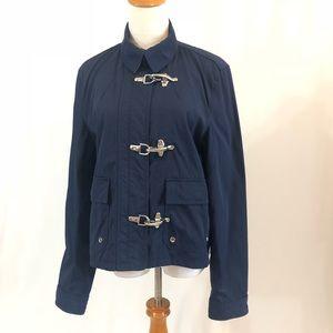 Ralph Lauren Navy Nautical Rain Jacket